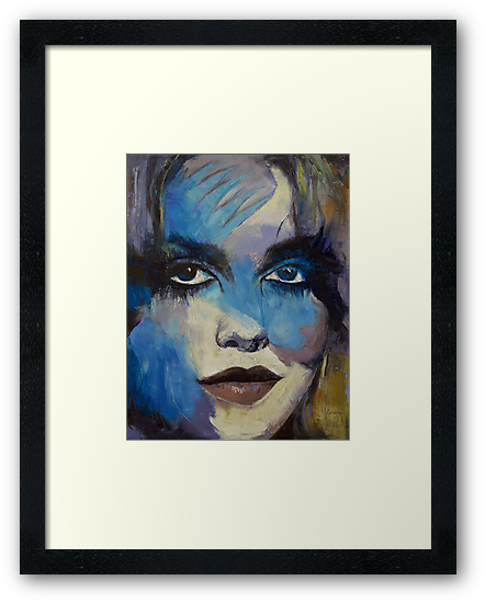 Goth Girl by Michael Creese