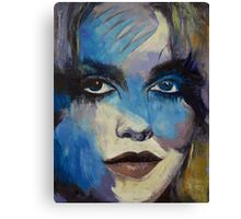 Goth Girl Canvas Print