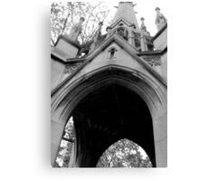 Toronto: Gothic Church 1 Canvas Print