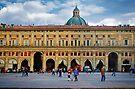 Piazza Maggiore, Bologna, Italy by Andrew Jones