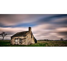French wine grower house Photographic Print