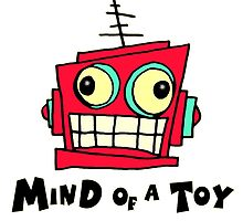MIND OF A TOY by Rik Berry