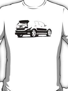 Dodge Caliber SRT4 T-Shirt
