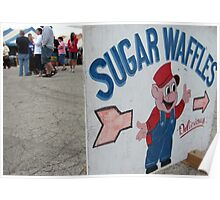 Ohio: Mmmm, Sugar Waffle. Poster
