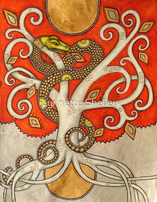 The Serpent Tree by Lynnette Shelley