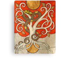 The Serpent Tree Canvas Print