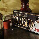 Closed by Diana Forgione