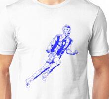 Fünfundzwanzig (Blau) Unisex T-Shirt