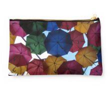 Colourful umbrellas  Studio Pouch