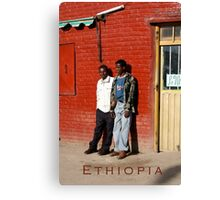 Ethiopia art 24 Canvas Print