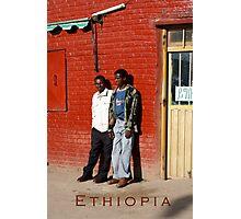 Ethiopia art 24 Photographic Print