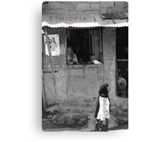 Ethiopia art 27 Canvas Print