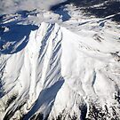 Mt. Bachelor from Above by Tori Snow