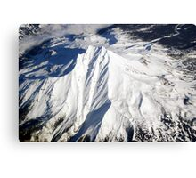 Mt. Bachelor from Above Canvas Print