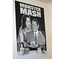 Monster Mash in Edinburgh, Scotland Photographic Print