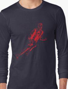 Fünfundzwanzig (Rot) Long Sleeve T-Shirt