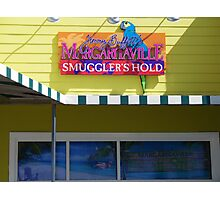 Margaritaville Photographic Print