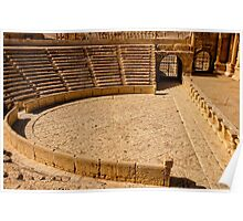 Palmyra the Roman Ampitheater  Poster
