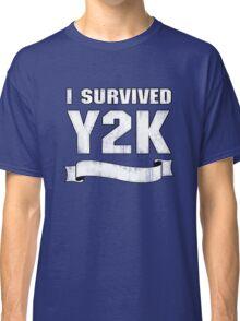Y2K Survivor Classic T-Shirt