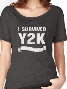 Y2K Survivor Women's Relaxed Fit T-Shirt
