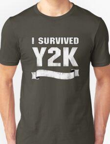 Y2K Survivor Unisex T-Shirt
