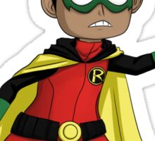 Robins Just Wanna Have Fun - Damian Wayne Sticker