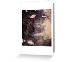 Etude: homage to Peter Maxwell Davies Greeting Card