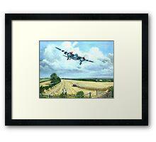 Mossie Harvest  Framed Print