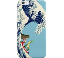 The Great Wave of Hyrule iPhone Case/Skin