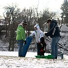 Winter Family Fun by kkphoto1