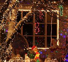 Festive Atmosphere by Carole Brunet