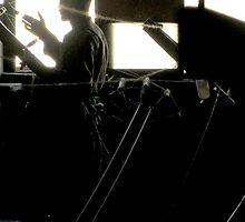 The weaver by Hélène David-Cuny
