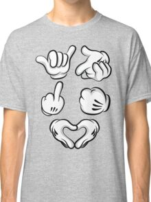 All In Hands Classic T-Shirt