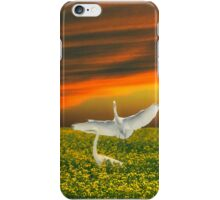 Mid Summer's Night iPhone Case/Skin