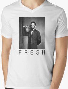 Fresh Mens V-Neck T-Shirt