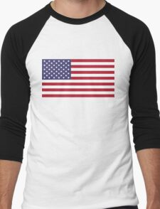 """The national flag of the United States of America -  Authentic 10:19 """"G-spec"""" (for """"government specification"""" ) Scale and colors T-Shirt"""
