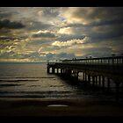Boscombe pier by awjay