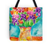 Flowers for Mom Tote Bag