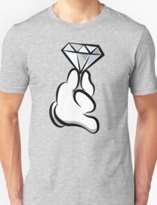 Diamond Hand Unisex T-Shirt