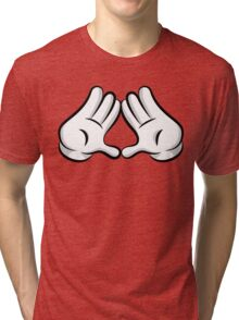 Diamond Hands Tri-blend T-Shirt