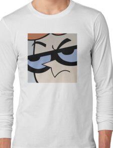 Dexter Halftone Long Sleeve T-Shirt