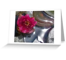 Mercurial Lily Greeting Card
