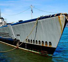 USS Pompanito by Bob Moore