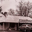 Glenlyon General Store, Victoria, Australia by Sherene Clow