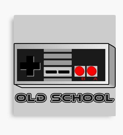 NES - Nintendo Entertainment System  Canvas Print