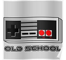 NES - Nintendo Entertainment System  Poster