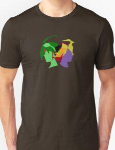 Arc V Ship Silhouette- Yuya/Shingo T-Shirt