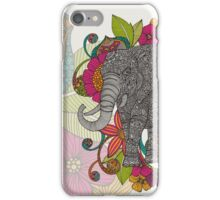 Ruby the elephant iPhone Case/Skin