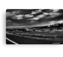 Unknown Highway Canvas Print