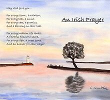 Irish Prayer by Caroline  Lembke